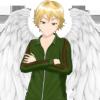 Disgruntled Azaran. (Wings: http://fav.me/d5q7i9e)