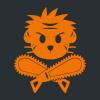 A banner bearing SG2's emblem.