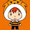 A chibi Tiger.